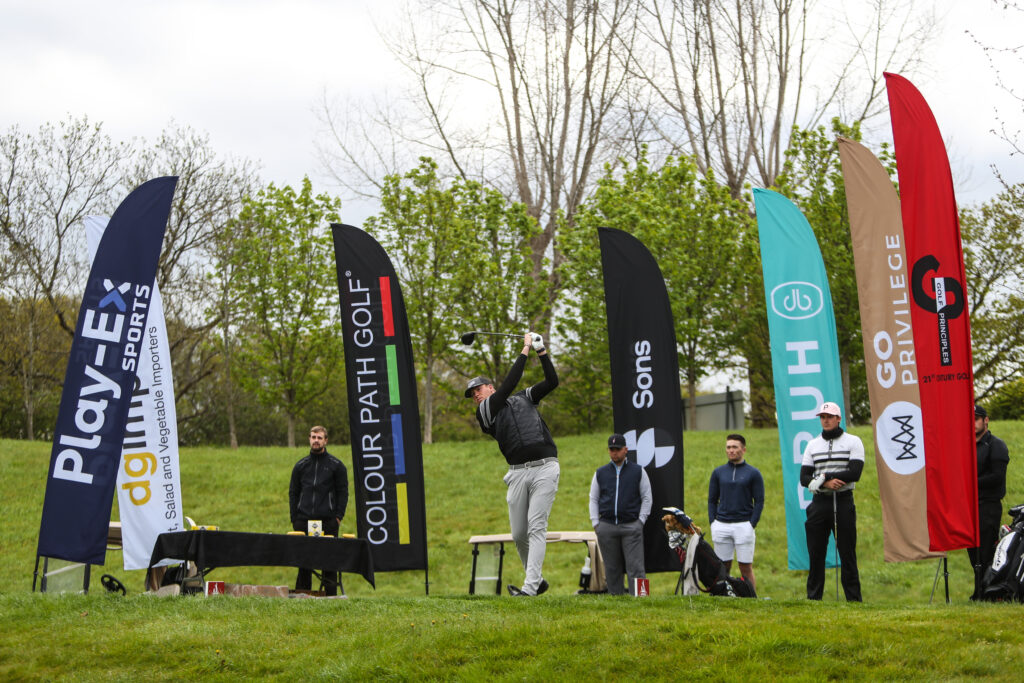 Action from day two of The Shire event on the Jamega Golf Tour on 11th May 2021.